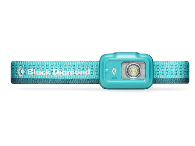 Black Diamond Astro 175 Lampada frontale, aqua blue